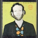 Valdy - Passport The Best Of Valdy RARE Cassette Tape