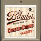 Cheech & Chong - Big Bambu 8-track tape