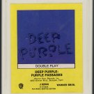 Deep Purple - Purple Passages 1972 RCA A40 8-track tape