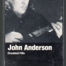 John Anderson - Greatest Hits Cassette Tape