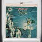 Uriah Heep - Demons & Wizards 8-track tape