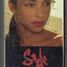 Sade - Stronger Than Pride Cassette Tape