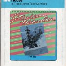 Stevie Wonder - Someday At Christmas CRC 8-track tape