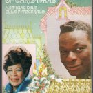 Nat King Cole & Ella Fitzgerald - The Magic Of Christmas Capitol 8-track tape