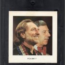 Willie Nelson & Hank Snow - Brand On My Heart 1985 CRC 8-track tape