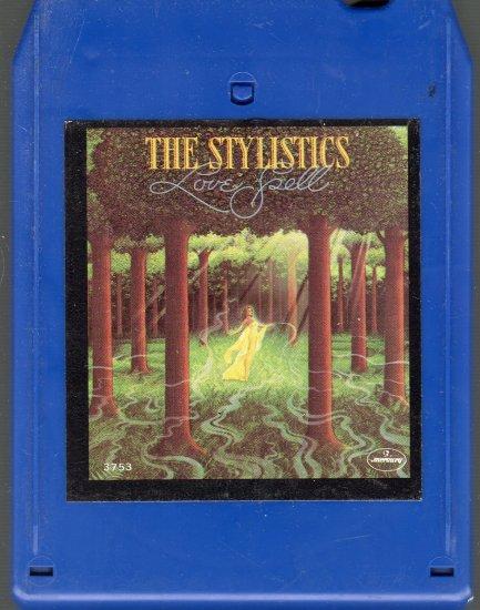 The Stylistics - Love Spell 8-track tape