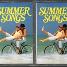 Summer Songs I & II - Various Artists Cassette Tape