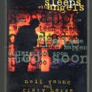 Neil Young And Crazy Horse - Sleeps With Angels Cassette Tape