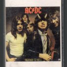 AC/DC - Highway To Hell Cassette Tape