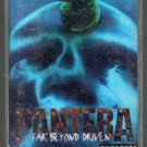 Pantera - Far Beyond Driven [PA] Cassette Tape
