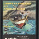 "James Cleveland And The Angelic Choir - ""Peace Be Still"" Vol III ( Savoy ) A39 8-track tape"
