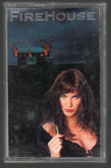Firehouse - Firehouse Cassette Tape