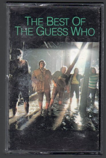 The Guess Who - The Best Of The Guess Who Cassette Tape