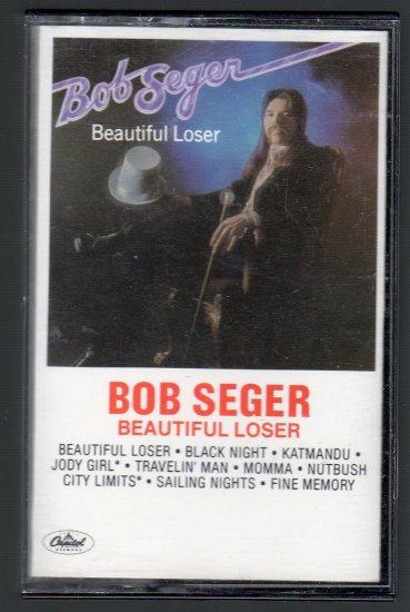 Bob Seger - Beautiful Loser Cassette Tape