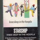 Jefferson Starship - Knee Deep In The Hoopla Cassette Tape