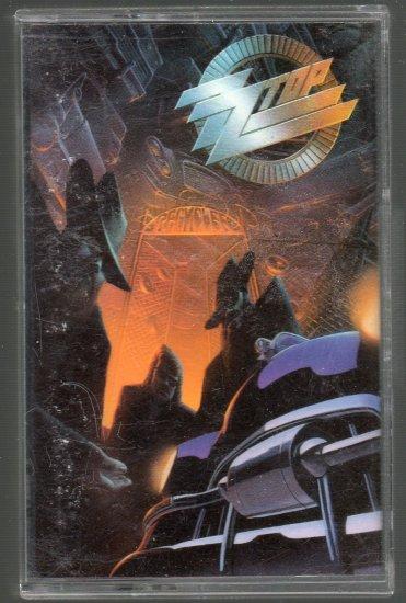 ZZ TOP - Recycler Cassette Tape