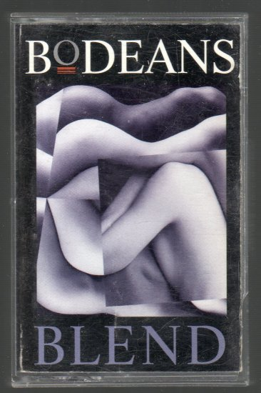 BoDeans - Blend Cassette Tape
