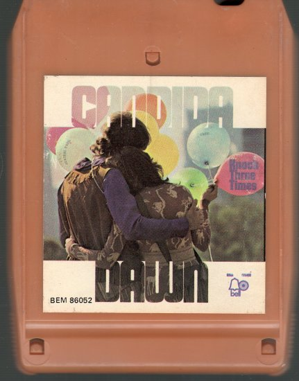 Dawn - Candida ( Bell ) A43 8-track tape
