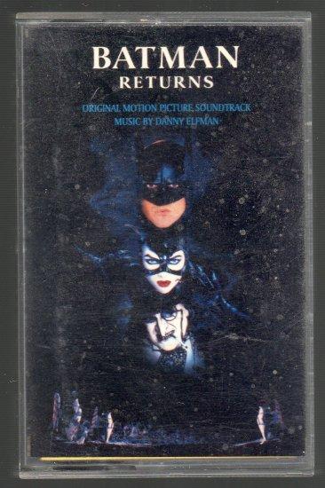 Batman Returns - Original Motion Picture Soundtrack Cassette Tape