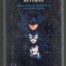 Batman Returns - Original Motion Picture Soundtrack Cassette Tape