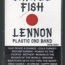 John Lennon - Shaved Fish Cassette Tape