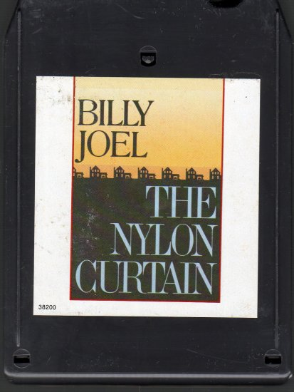 Billy Joel - The Nylon Curtain 1982 CRC 8-track tape