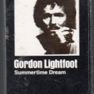 Gordon Lightfoot - Summertime Dream Cassette Tape