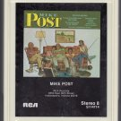 Mike Post - Mike Post 1984 RCA 8-track tape