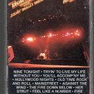 Bob Seger And The Silver Bullet Band - Nine Tonight Cassette Tape