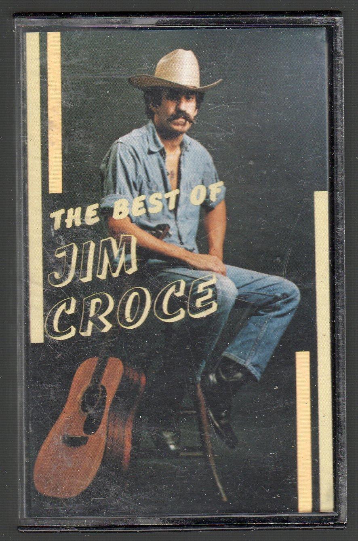 Jim Croce - The Best Of Cassette Tape