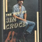 Jim Croce - The Best Of Cassette Tape