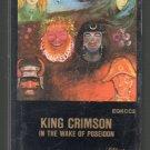 King Crimson - In The Wake Of Poseidon Cassette Tape