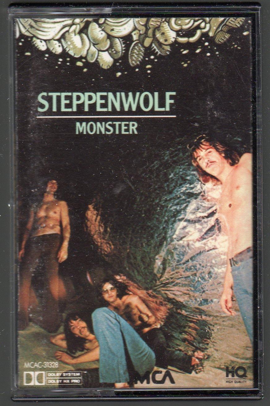 Steppenwolf - Monster Cassette Tape