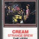 Cream - Strange Brew The Very Best Of Cream Cassette Tape
