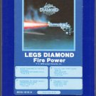 Legs Diamond - Fire Power 8-track tape