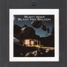 Rusty Wier - Black Hat Saloon 8-track tape