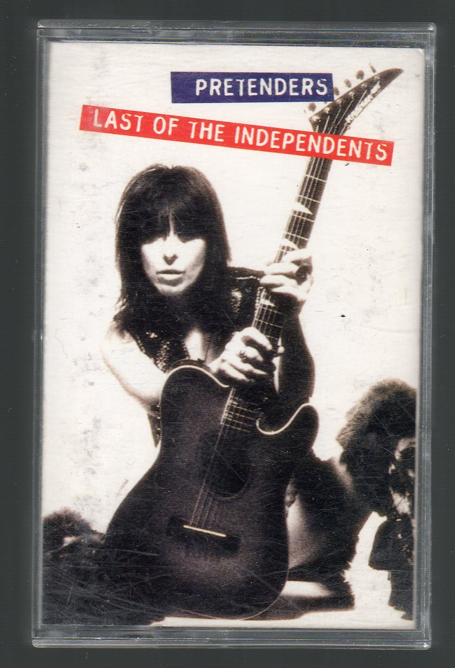 Pretenders - Last Of The Independents Cassette Tape