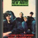 New Route Sampler 5 - Various Rock Artist Cassette Tape