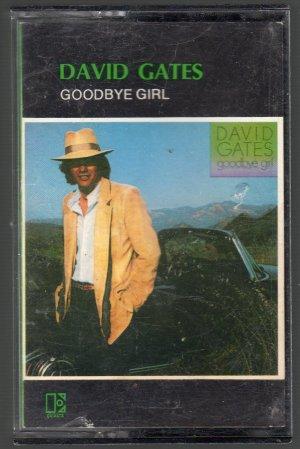 David Gates - Goodbye Girl 1978 Cassette Tape