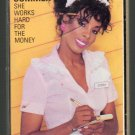 Donna Summer - She Works Hard For The Money Cassette Tape