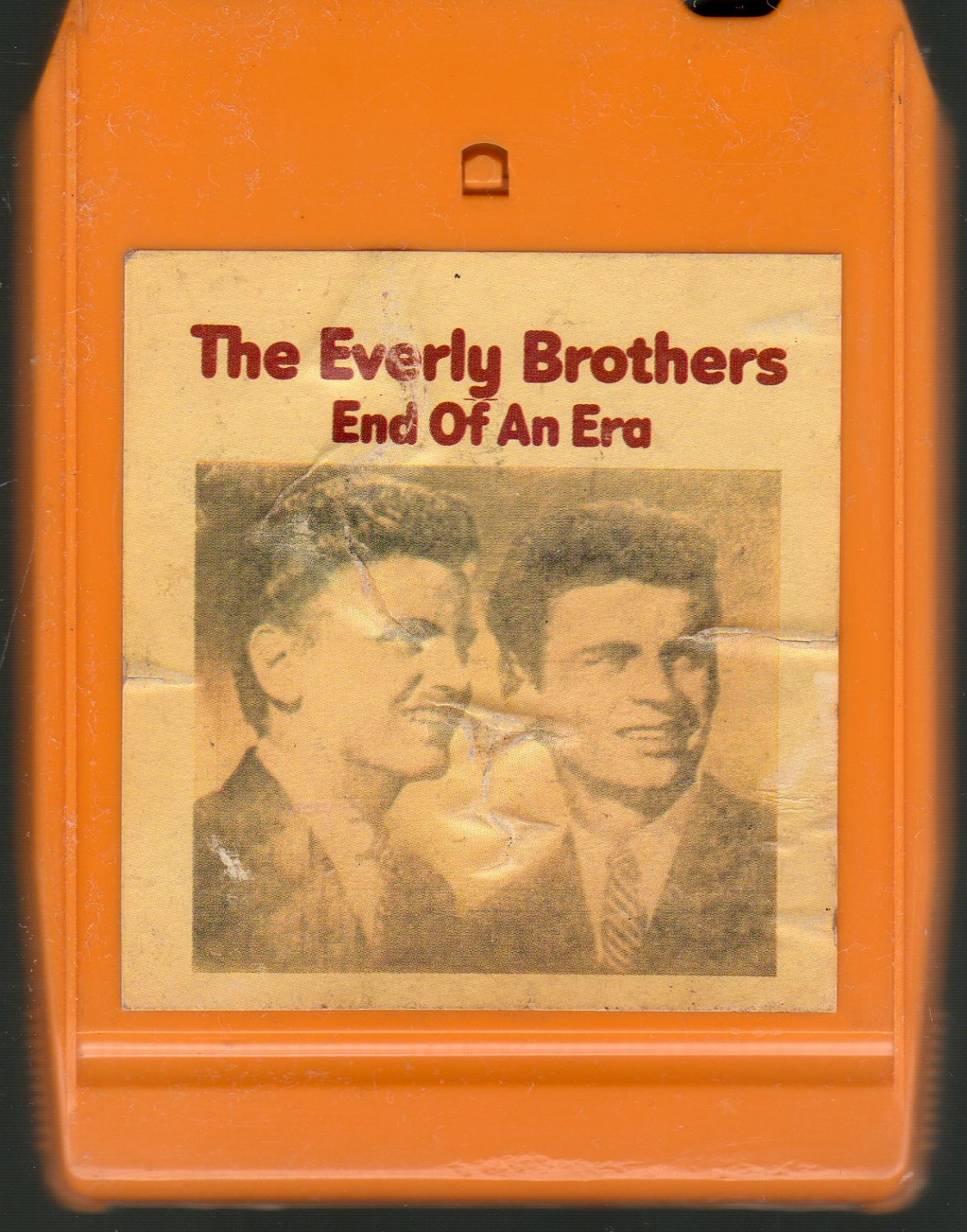 The Everly Brothers - End Of An Era 8-track tape