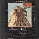 Blackfoot - Marauder 1981 8-track tape