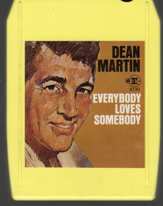 Dean Martin - Everybody Loves Somebody REPRISE 8-track tape