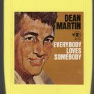 Dean Martin - Everybody Loves Somebody ( Reprise ) 8-track tape