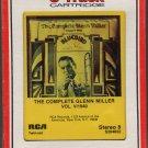 Glenn Miller - The Complete Glenn Miller Vol V 1940 RCA Sealed 8-track tape