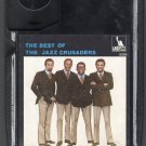 The Jazz Crusaders - The Best Of ( Liberty ) 1969 8-track tape