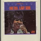 Aretha Franklin - Aretha Lady Soul 1968 Ampex 8-track tape