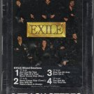 Exile - Mixed Emotions Sealed 8-track tape
