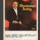 Mantovani And His Orchestra - Mantovani Today Ampex London Cassette Tape