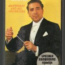 Mantovani And His Orchestra - The Mantovani Sound ( Decca Holland ) Cassette Tape